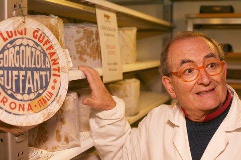 Guffanti, il paradiso dei formaggi