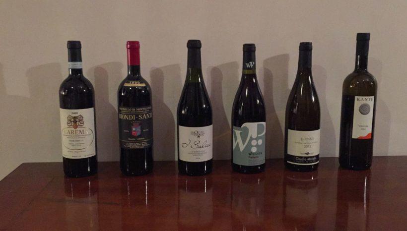L'Italia del vino, cifre